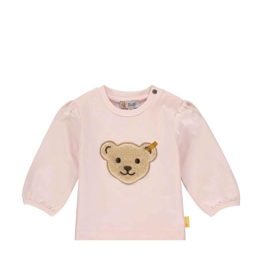 Steiff Sweatshirt barely pink