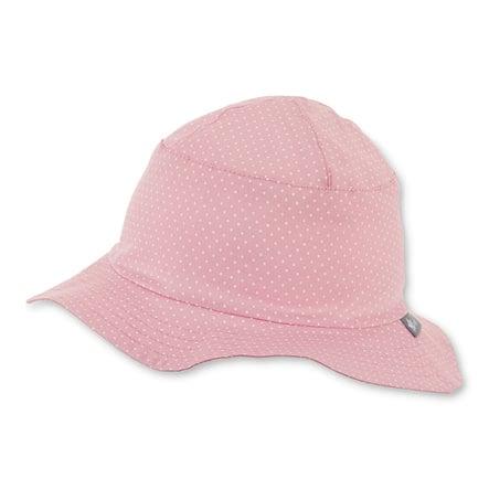 Sterntaler Kypsä hattu vaaleanpunainen