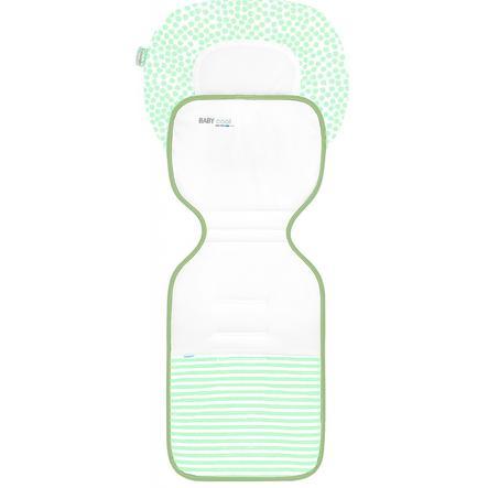 odenwälder Zomerkinderwagen rust ergonomisch Babycool , Stripes Neon Mint