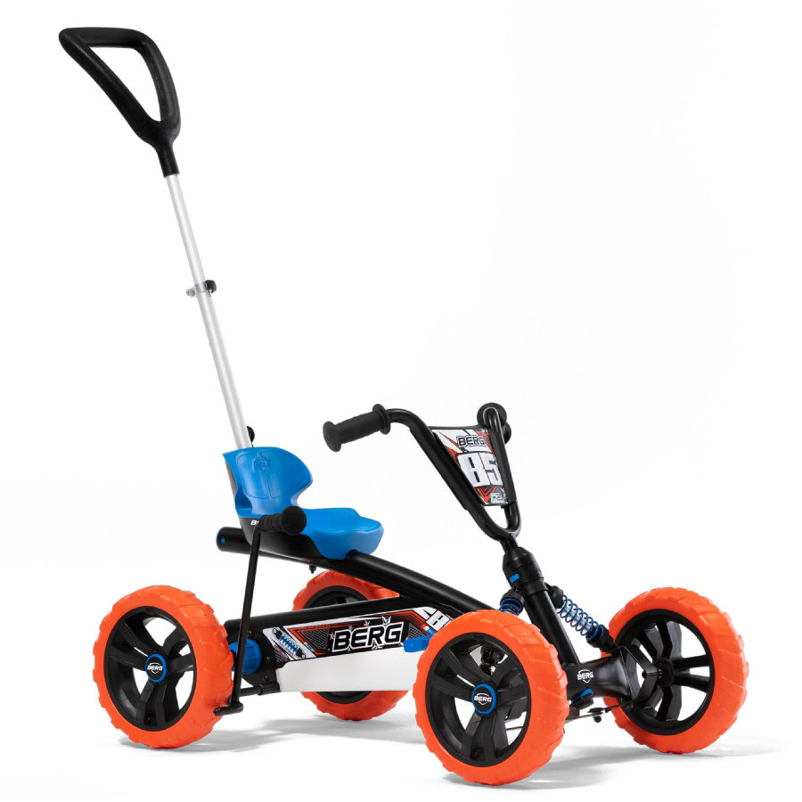 BERG Pedal Go-Kart Mountain Buzzy Nitro 2-in-1
