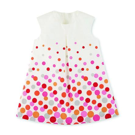 Sterntaler Robe de bébé écru