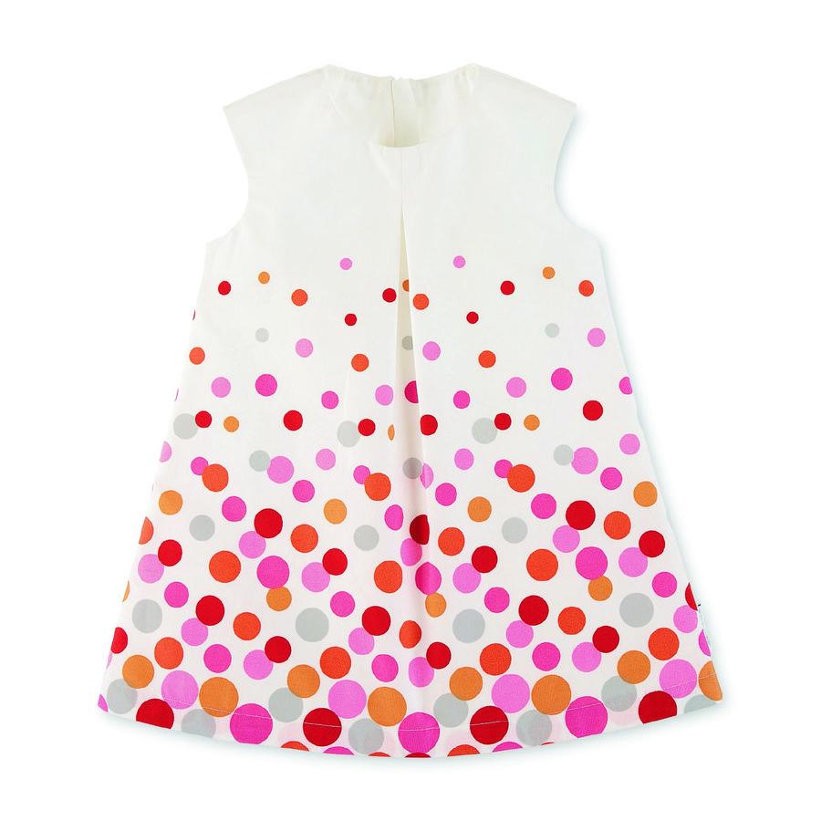 Sterntaler Babyklänning ecru