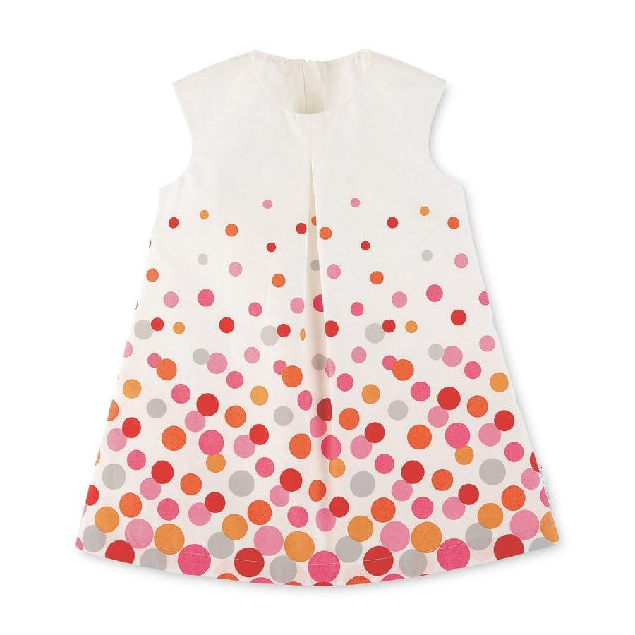 Sterntaler dětské šaty ecru