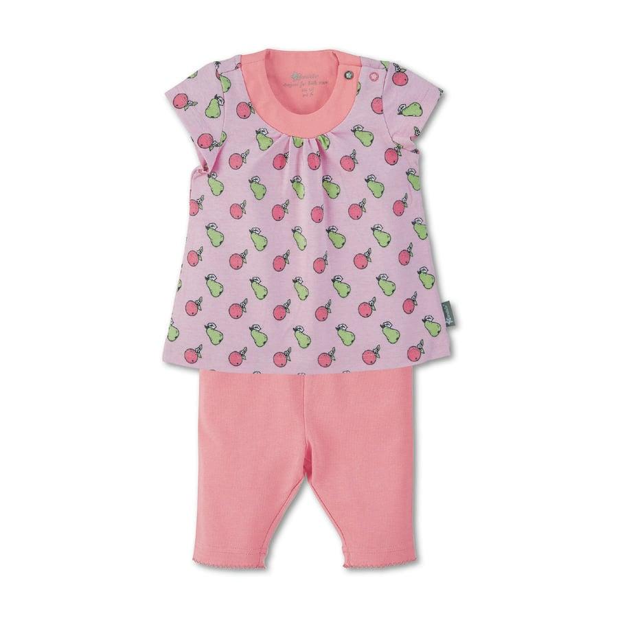 Sterntaler Tunika med Capri Leggins pink