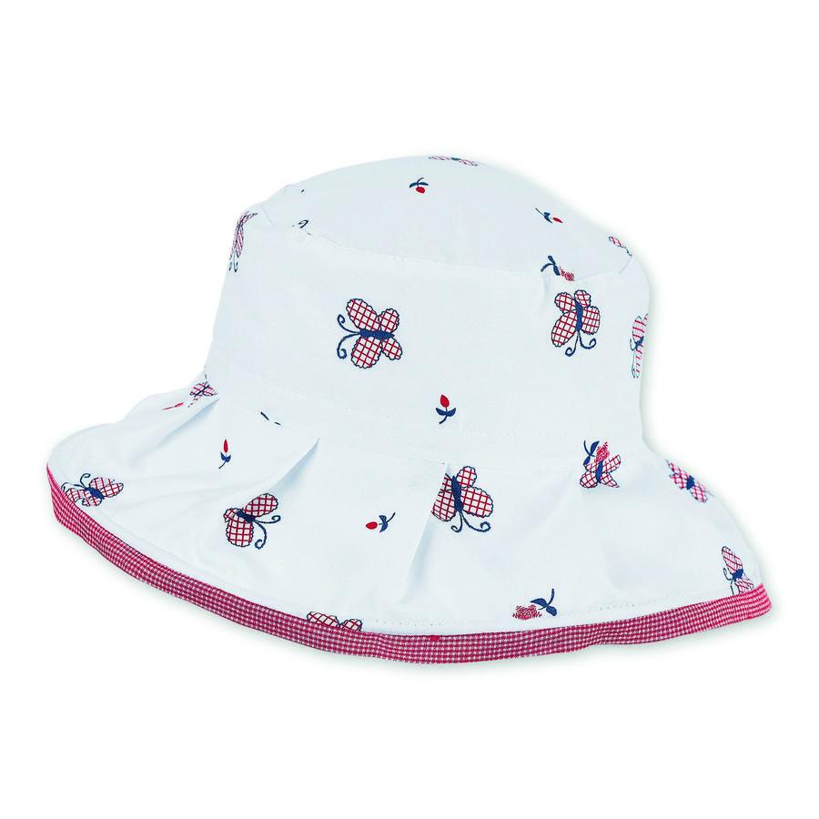 Sterntaler Reif-Hut weiß