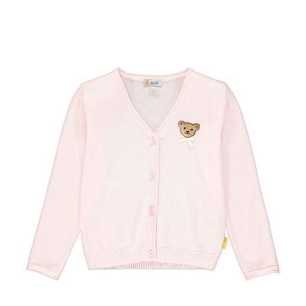 Steiff Cardigan barely pink
