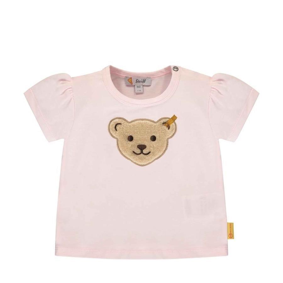 Steiff T-shirt, knappt rosa