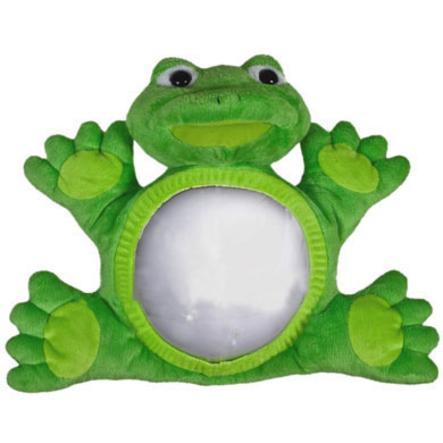 LUCA Baby Car Seat Mirror Frog