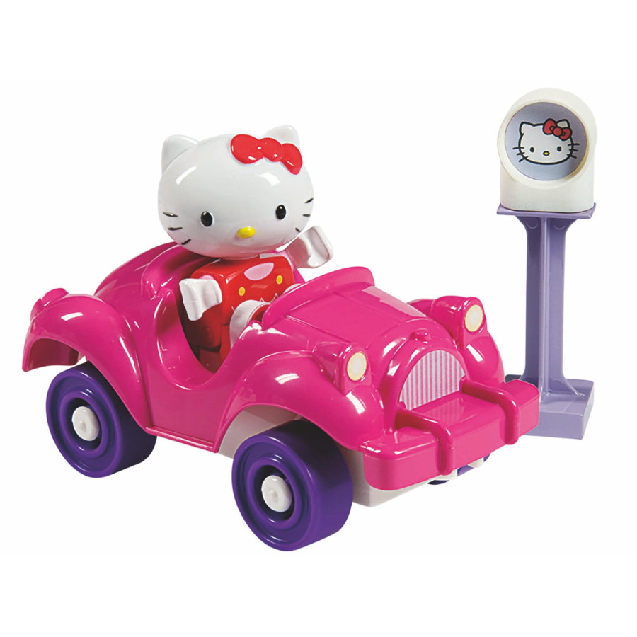 BIG Briques enfant PlayBIG Bloxx Hello Kitty - kit débutant