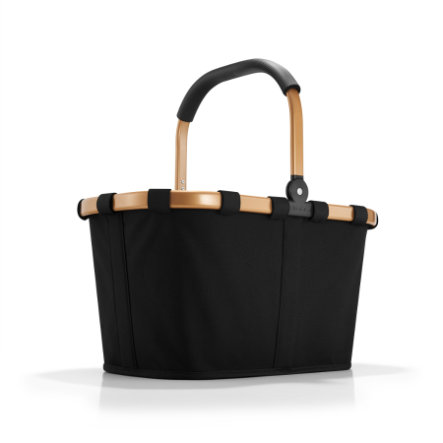 reisenthel® Panier de courses carrybag frame gold/black