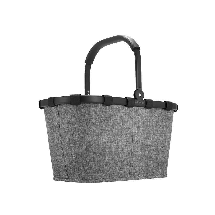 reisenthel ® carry torsione del telaio della borsa silver