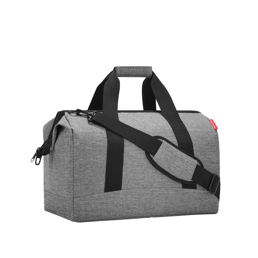 reisenthel multifunkční taška L twist silver