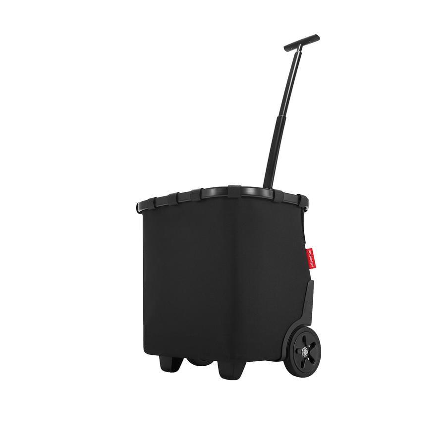 reisenthel® Valise à roulettes pour courses carrycruiser frame black/black