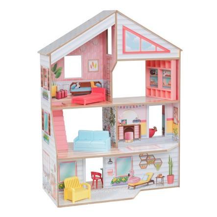 KidKraft® Maison de poupée Charlie bois