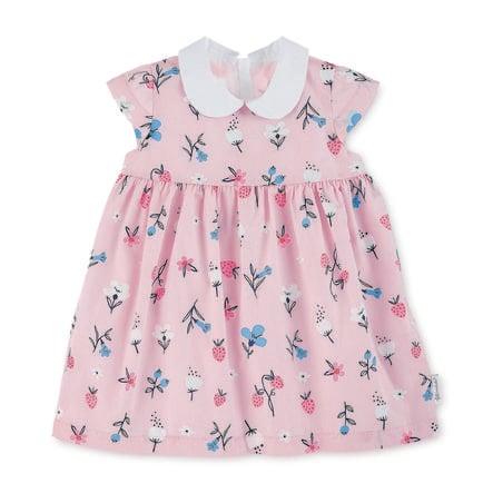 Sterntaler Baby kjole lyserød