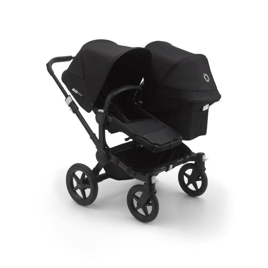 bugaboo Duowagen Donkey 3 Duo Complete Black/Black