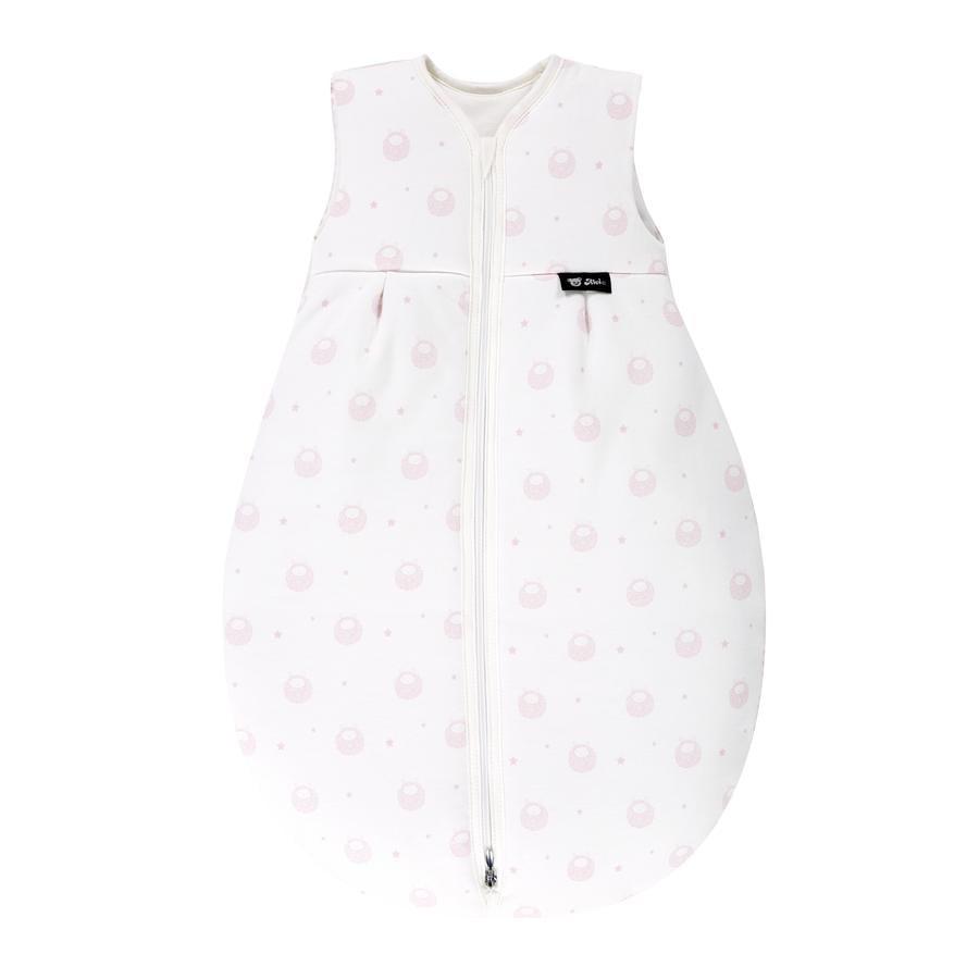 bellybutton por Alvi ® Saco de dormir redondo verano Light , oveja rosa