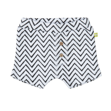 STACCATO Shorts hvid alloverprint