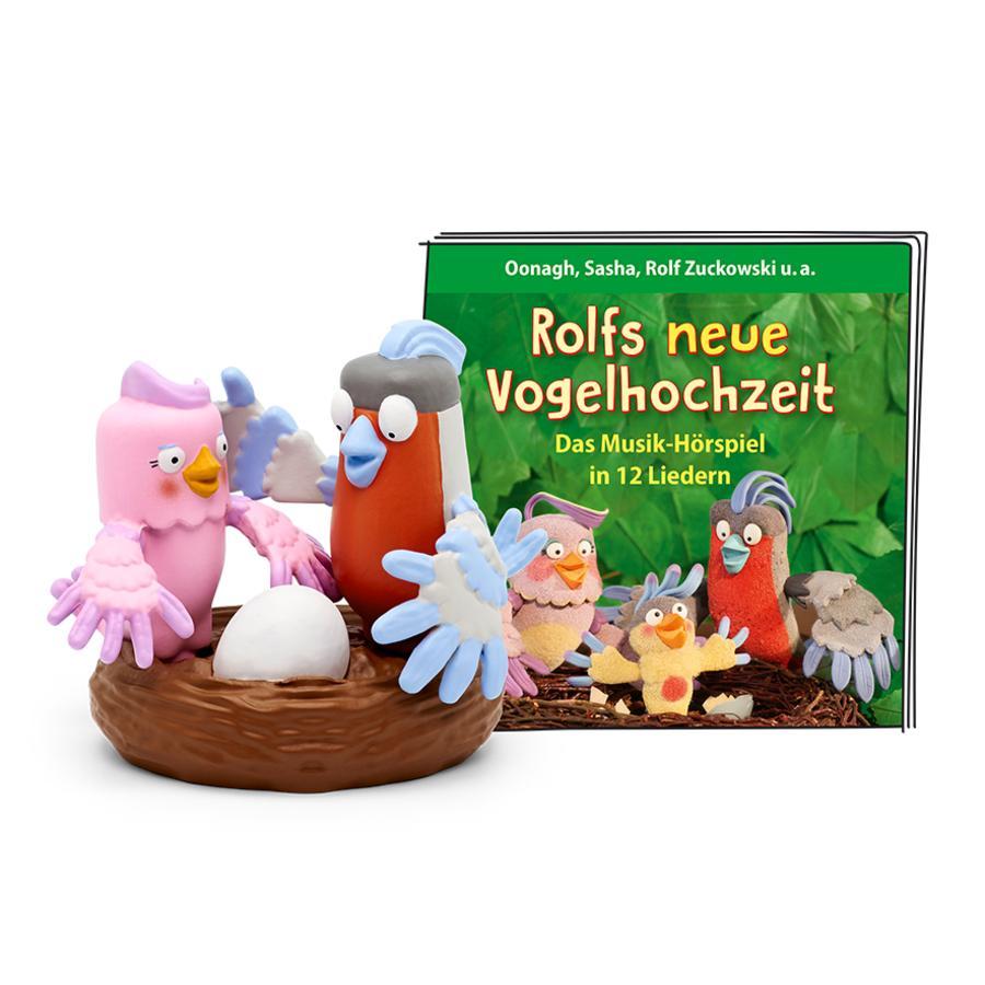 tonies® Rolf Zuckowski – Rolfs neue Vogelhochzeit