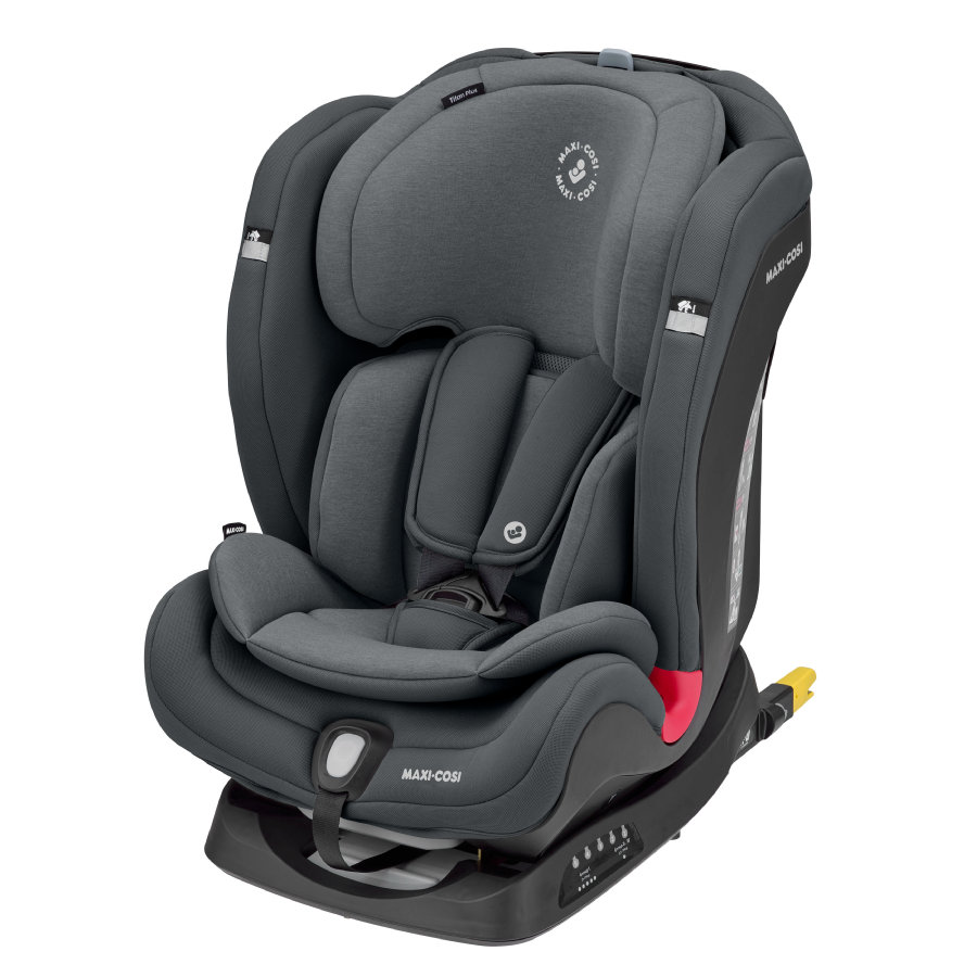 MAXI COSI Kindersitz Titan Plus Authentic Graphite