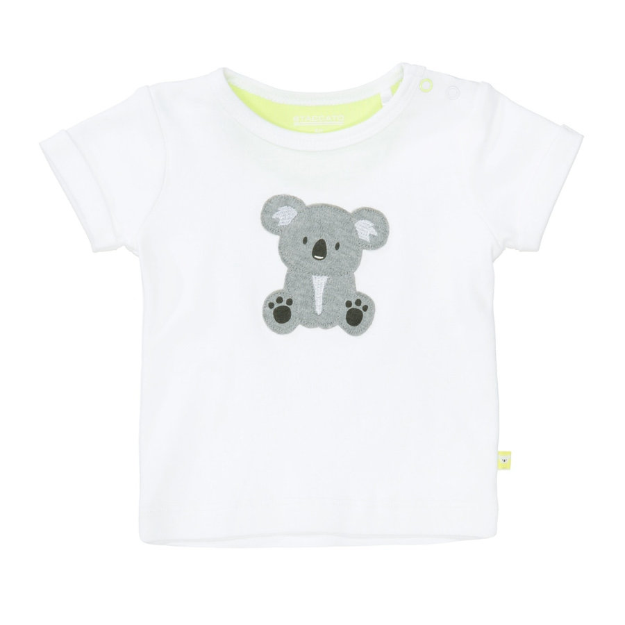 STACCATO T-shirt hvid