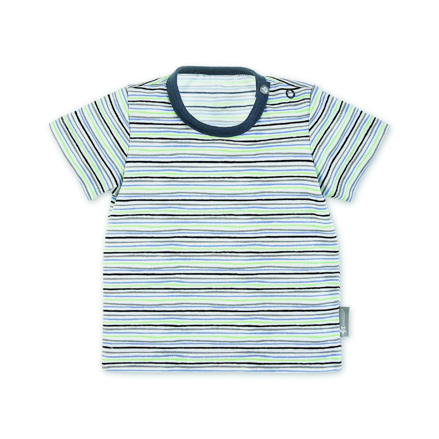 Sterntaler Wit overhemd met korte mouwen