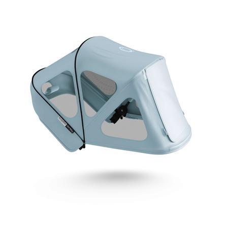 bugaboo Canopy à fenêtres pour poussette Donkey 3 vapor grey