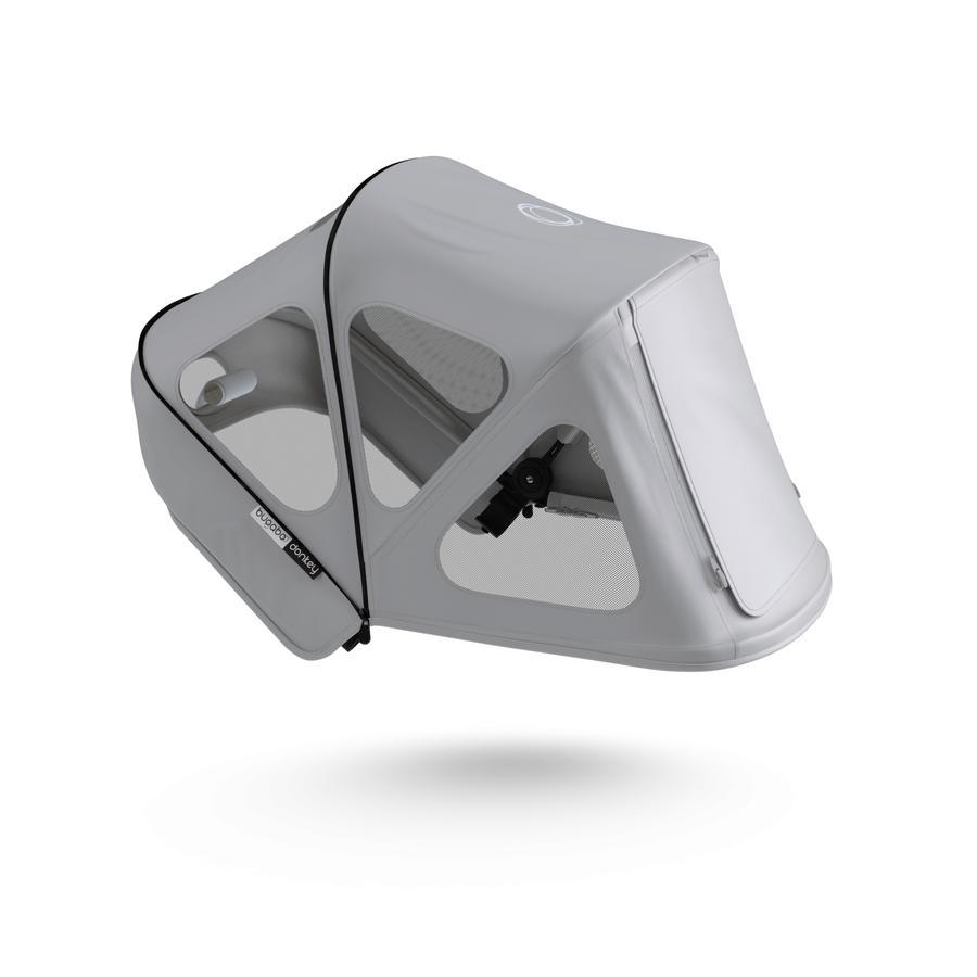 bugaboo Soltag med ventilationsvinduer Donkey 3 Misty Grey