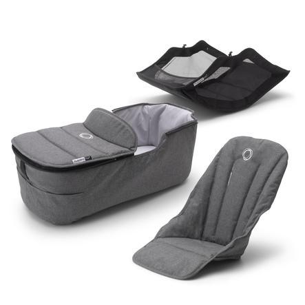 bugaboo Kit Style pour poussette Fox 2 grey melange