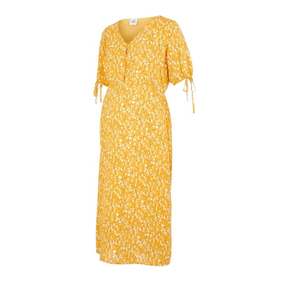 mama;licious Umstandskleid MLCARLIN Chinese Yellow