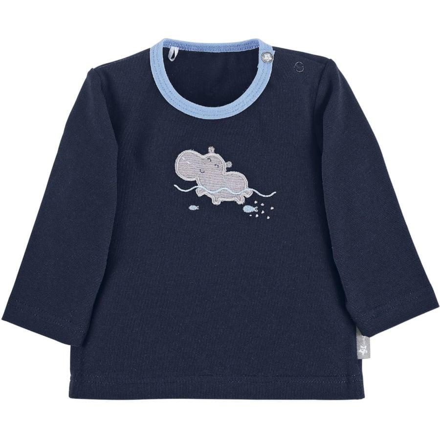 Sterntaler Langarm-Shirt Nilpferd