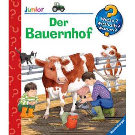 RAVENSBURGER Wieso? Weshalb? Warum? Junior 1: Der Bauernhof