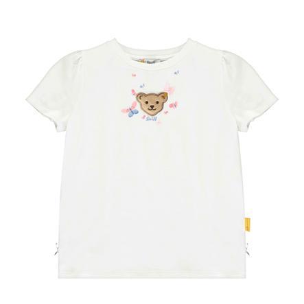 Steiff T-skjorte, b høyre hvit