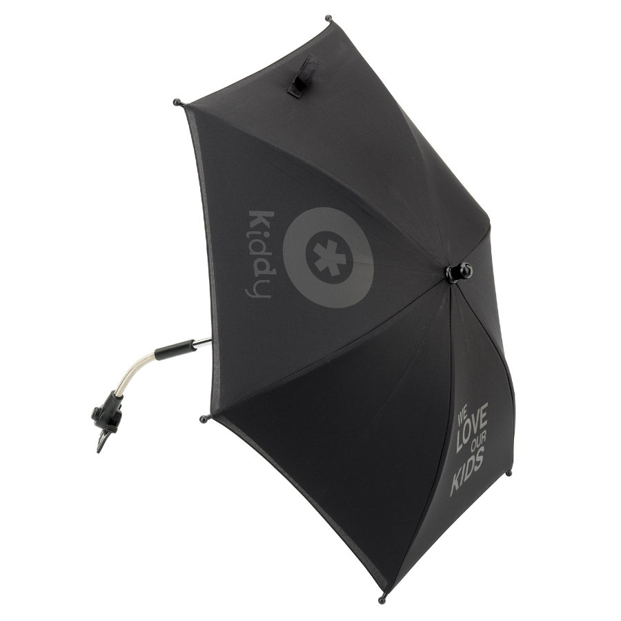 KIDDY Parasol Racing Black