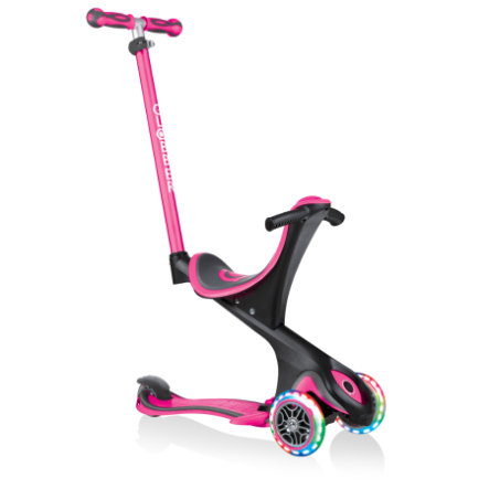 AUTHENTIC SPORTS GLOBBER EVO COMFORT LIGHT S 5in1, pink