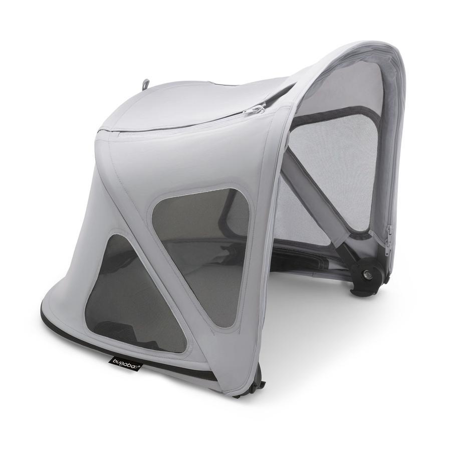 bugaboo Canopy à fenêtres pour poussette Fox 2/Cameleon 3 misty grey