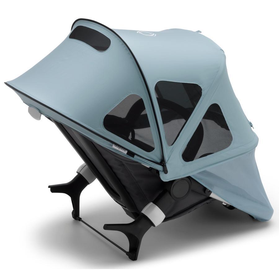 bugaboo Soltak med ventilasjonsvinduer Fox 2 / Cameleon 3 Vapor Blue