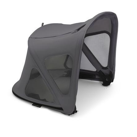 bugaboo Canopy à fenêtres poussette Breezy Fox, Cameleon3 collection Stellar
