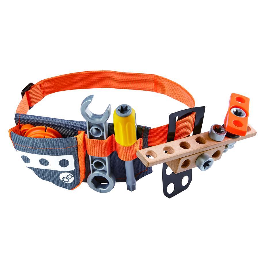 Hape Ceinture à outils enfant scientifique E3035