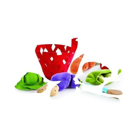 Hape zeleninový koš