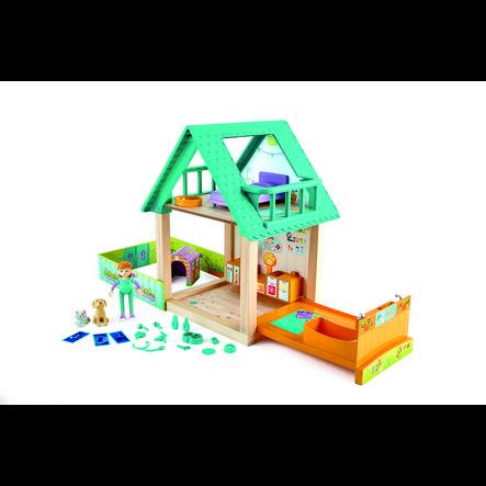 Hape Figurine cabinet vétérinaire enfant E3408