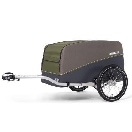 CROOZER Cargo Tuure sykkelvogn Olive green