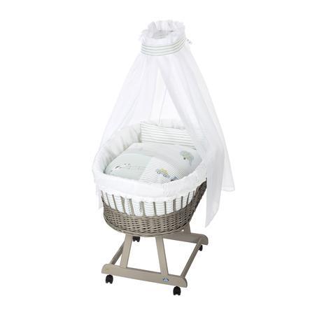 Alvi ® Complete buiswagen Birth e taupe, Boerderij