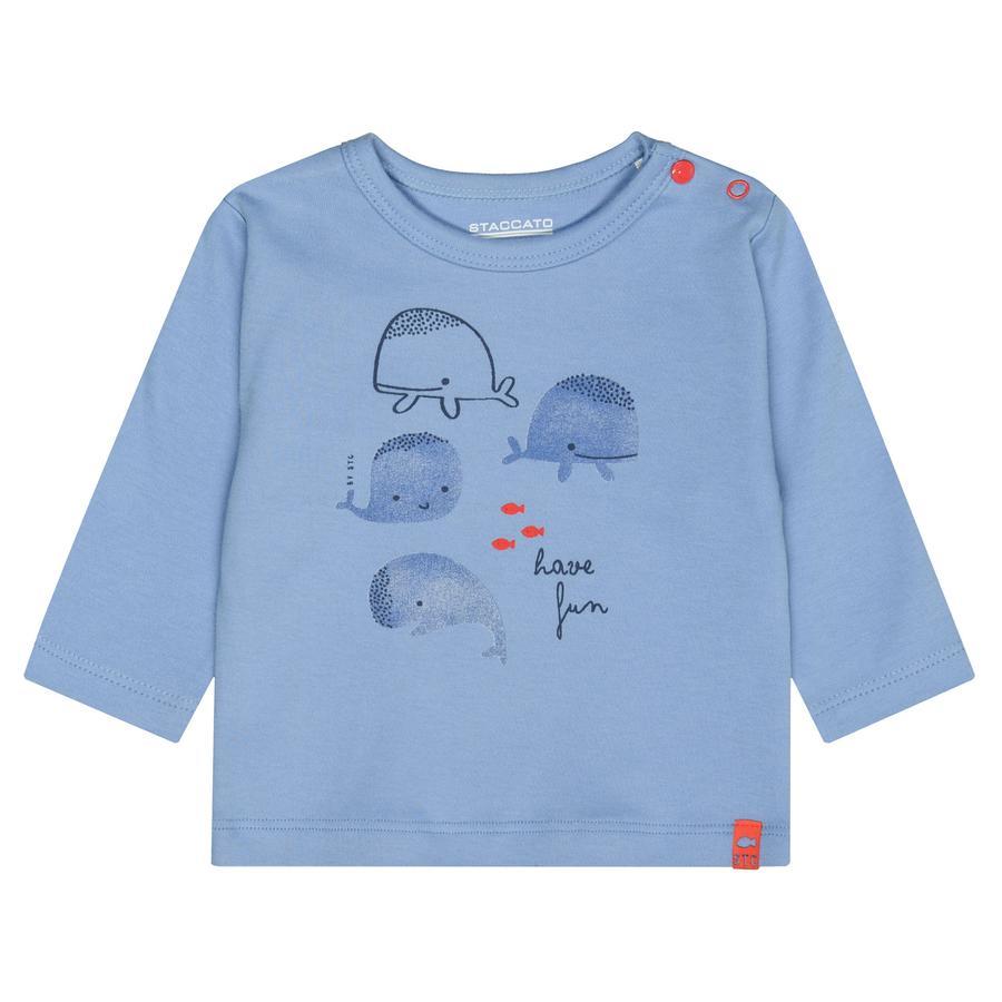 STACCATO skjorta soft ocean