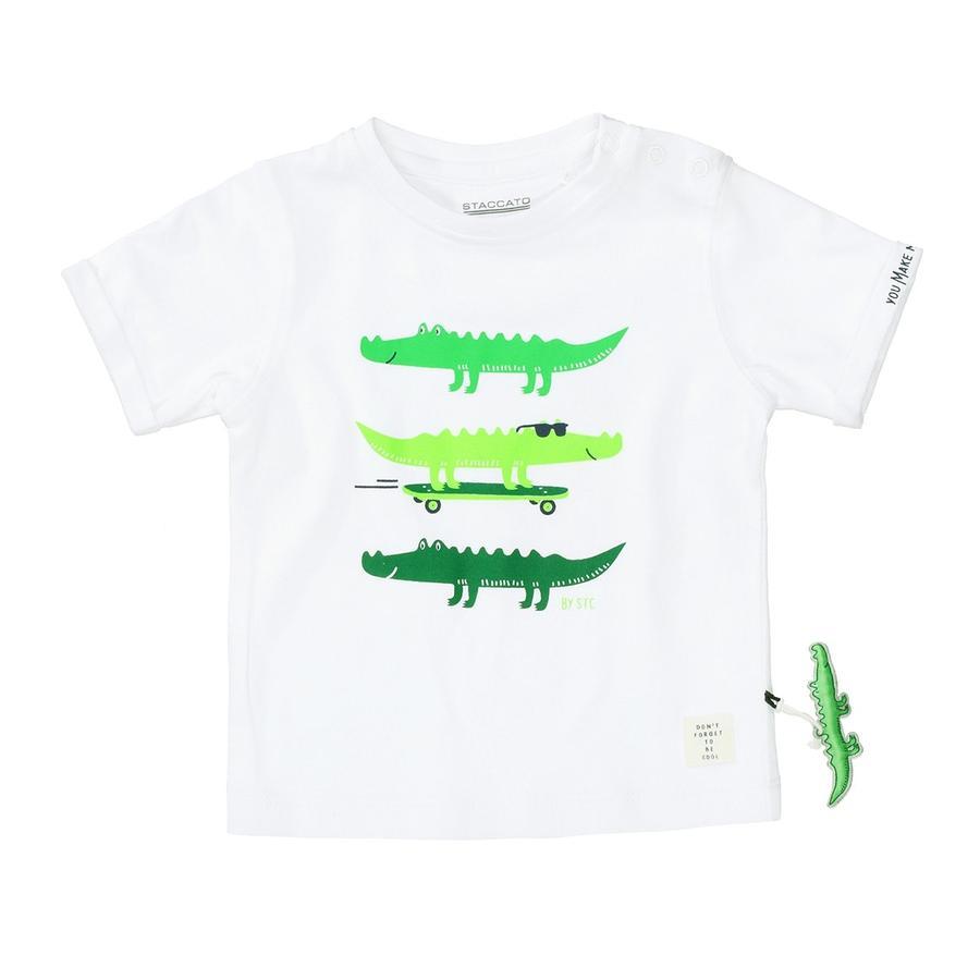 STACCATO  Camiseta blanca