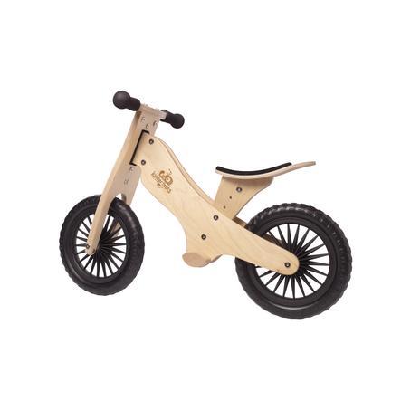 Kinderfeets® Draisienne enfant 2 roues, bois naturel