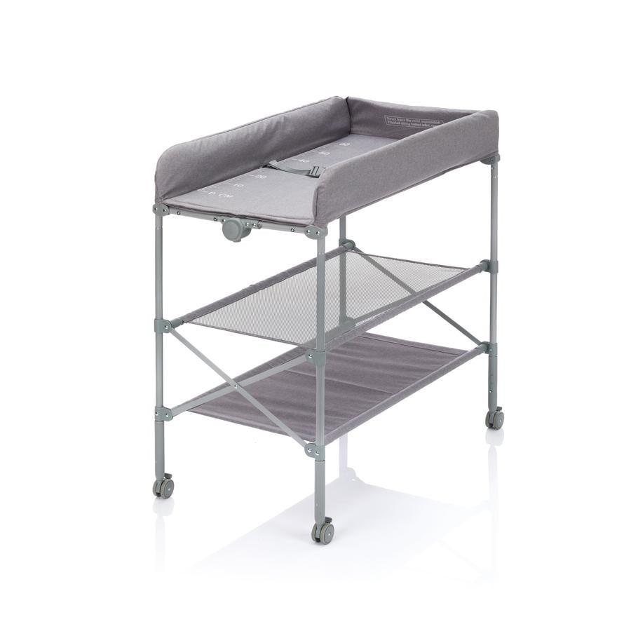 Fillikid  Verschoon tafel melange grijs