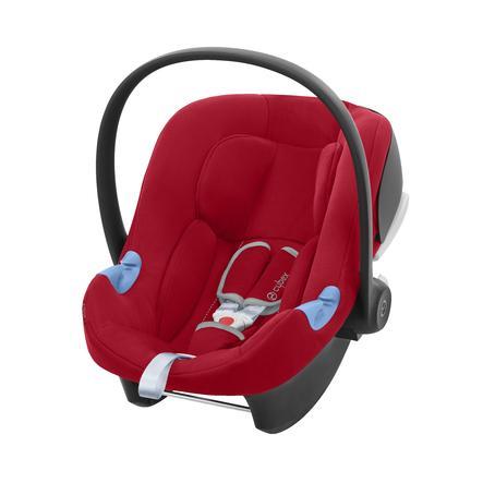 cybex SILVER  Baby-autozitje Aton B i-Size Dynamic Rood