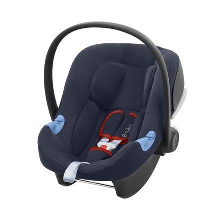 cybex SILVER  Silla de bebé para el coche Aton B i-Size Bay Azul