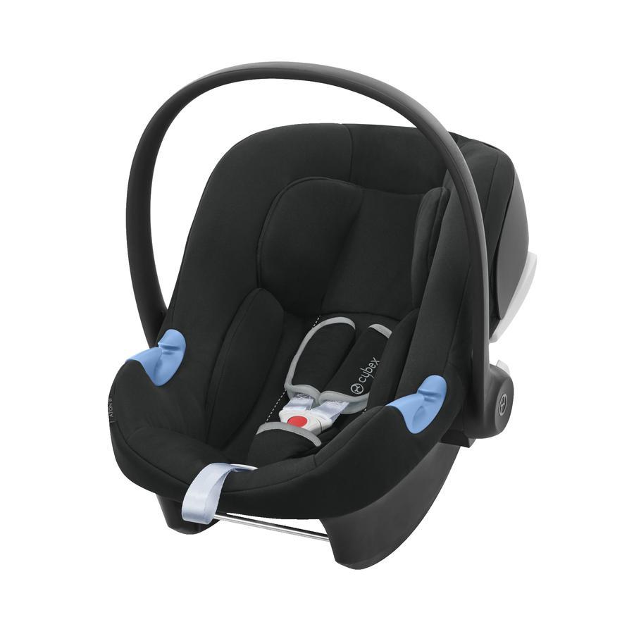 cybex SILVER  Baby-autozitje Aton B i-Size Vulkaan Black